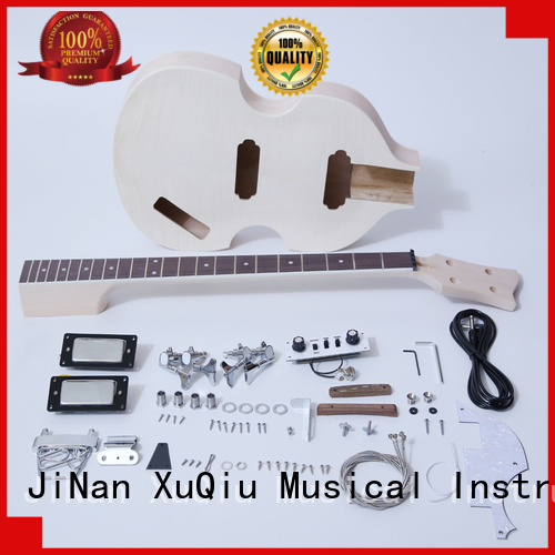 unfinished short scale bass guitar kit snbk014 woodwind instruments for beginner
