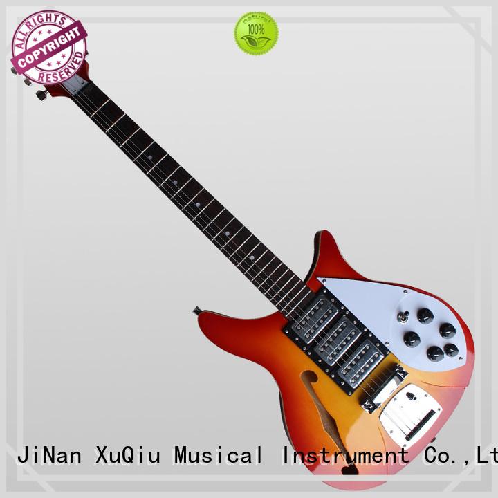 XuQiu orginal best acoustic electric guitar cost for beginner