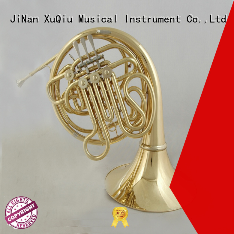 XuQiu best bass french horn makers for concert
