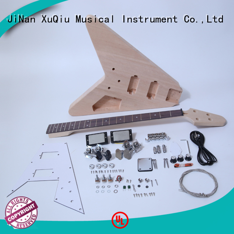 XuQiu Wholesale rickenbacker bass kit woodwind instruments for concert