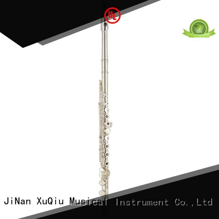 XuQiu professional open hole flute for sale brands for student