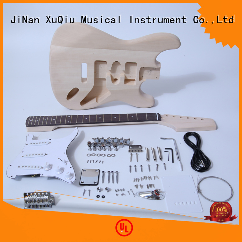 XuQiu guitar kits for sale for performance