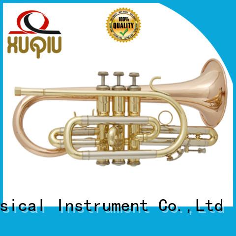 XuQiu professional c trumpet design for student
