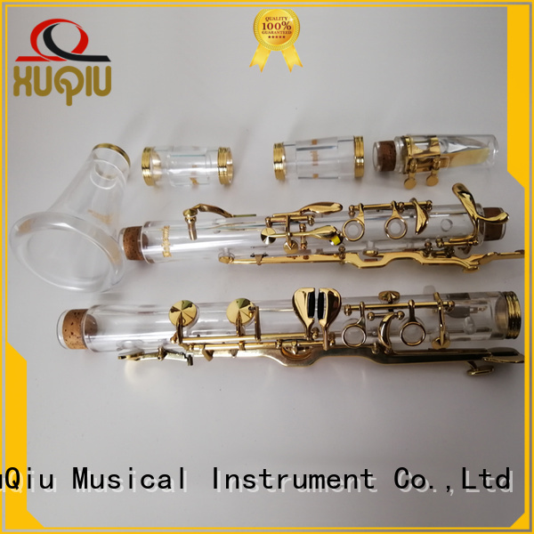 XuQiu color borg clarinet for sale for concert
