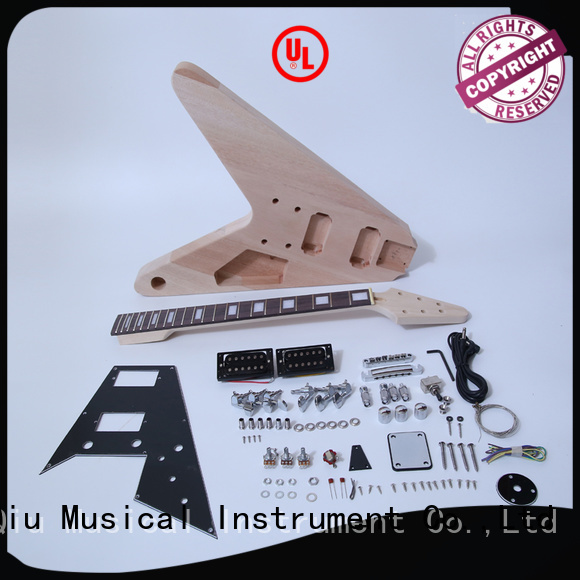 unfinished solo guitar kits classical manufacturer for kids