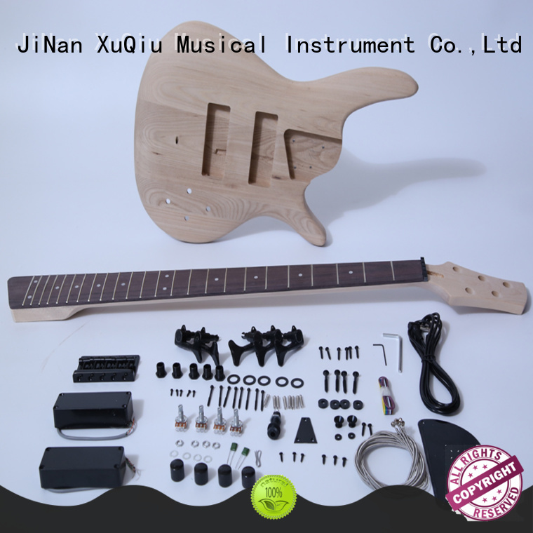 XuQiu stingray bass kit woodwind instruments for concert