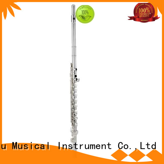 high end open hole flute manufacturers for concert