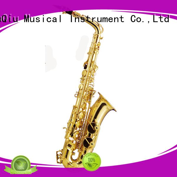 custom intermediate alto saxophone supplier for concert