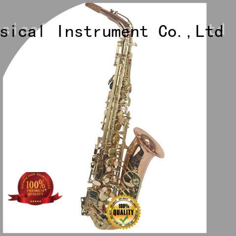 XuQiu best alto saxophone supplier for beginner