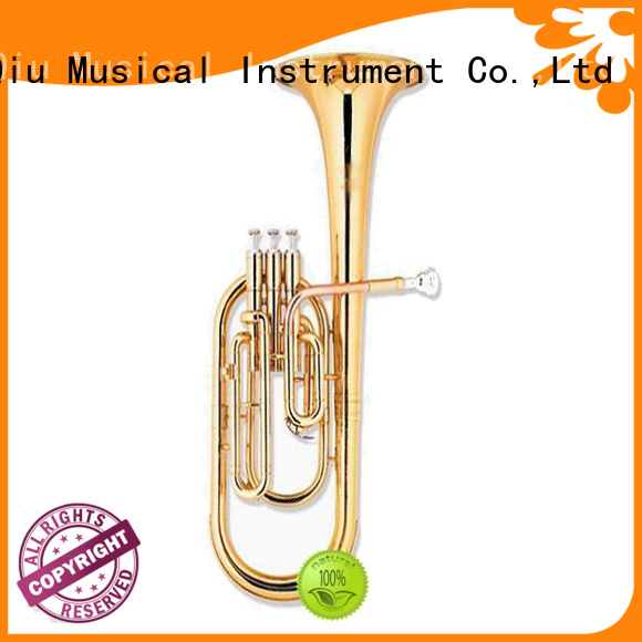 XuQiu alto horn for sale band instrument for concert