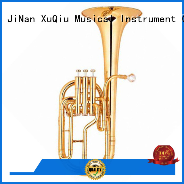XuQiu china e flat alto horn band instrument for competition