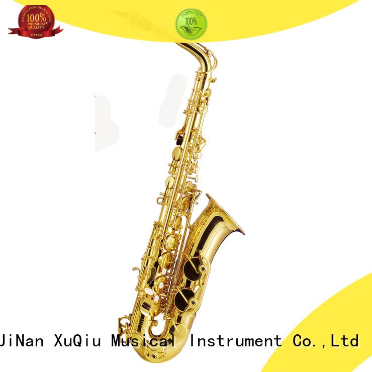XuQiu black alto saxophone for sale for concert