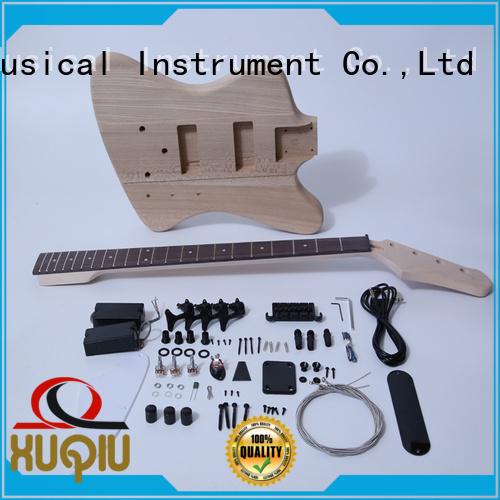 electric 6 string bass guitar kit tl manufacturer for kids