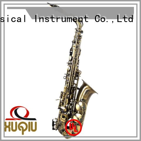 XuQiu new new alto saxophone supplier for student
