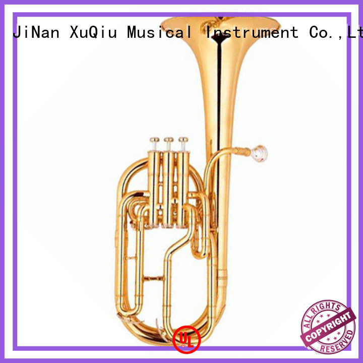 XuQiu classical alto horn manufacturers for band