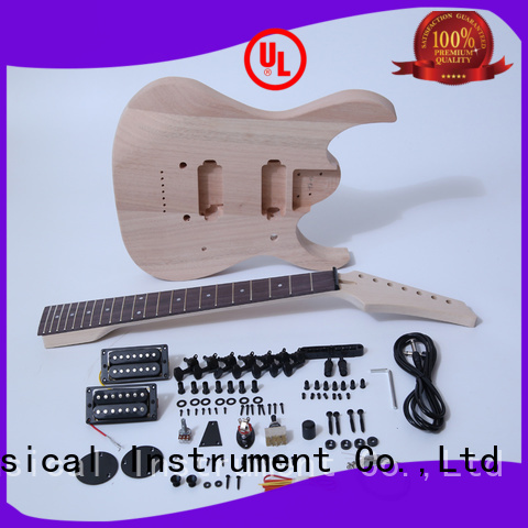 unfinished diy acoustic guitar kit for sale for concert