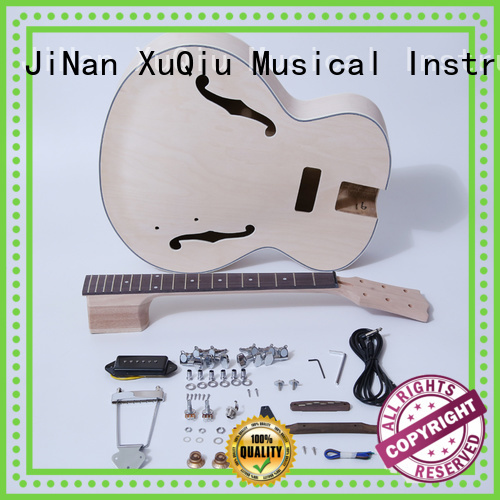 XuQiu quality 7 string guitar kit manufacturer for beginner
