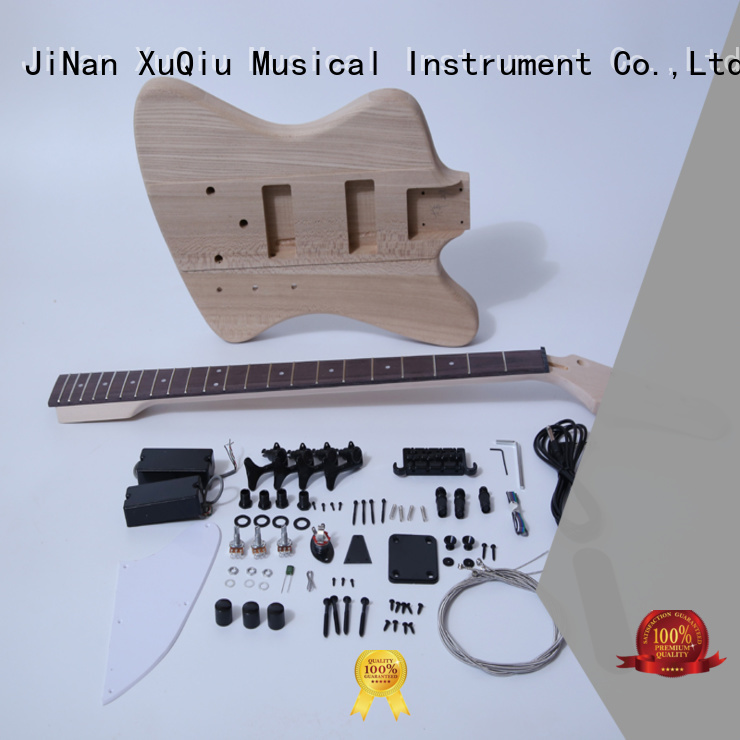 XuQiu snbk003 diy bass guitar kit woodwind instruments for competition