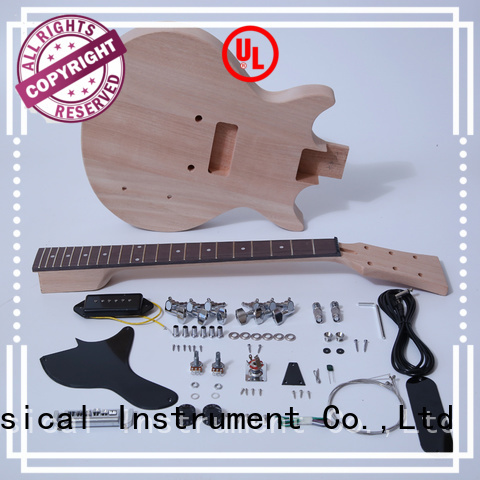 XuQiu quality electric guitar kit manufacturer for beginner