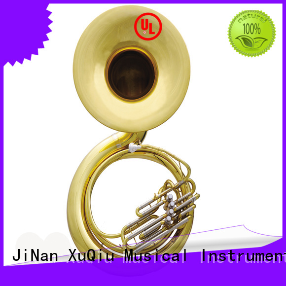 XuQiu professional sousaphone brass instrument band instrument for band