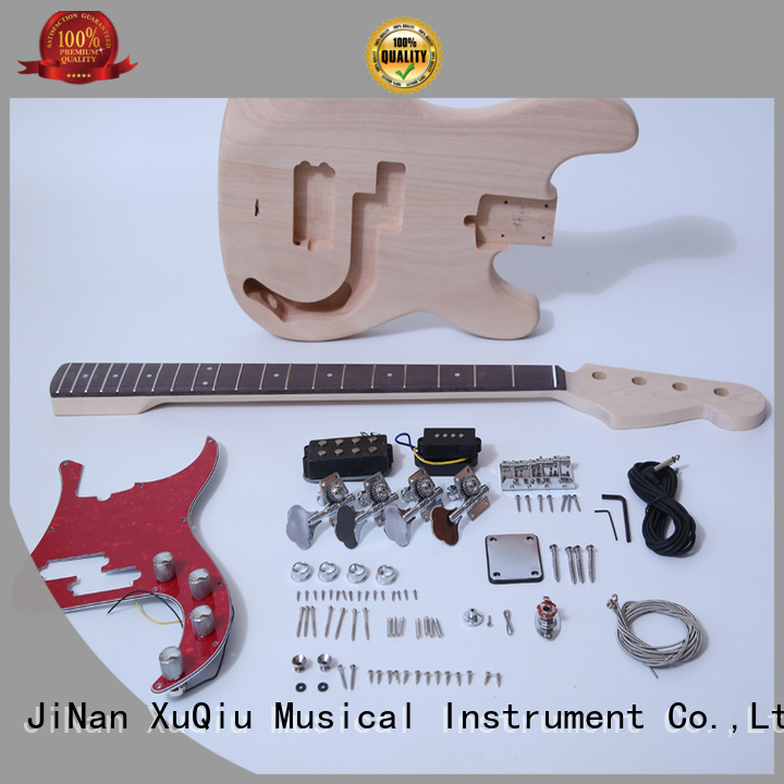 XuQiu hollow body bass kit manufacturer for competition