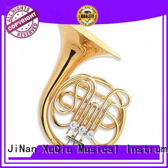 XuQiu natural double french horn for sale brand for concert