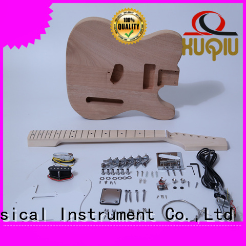 XuQiu premium acoustic guitar kit manufacturer for beginner