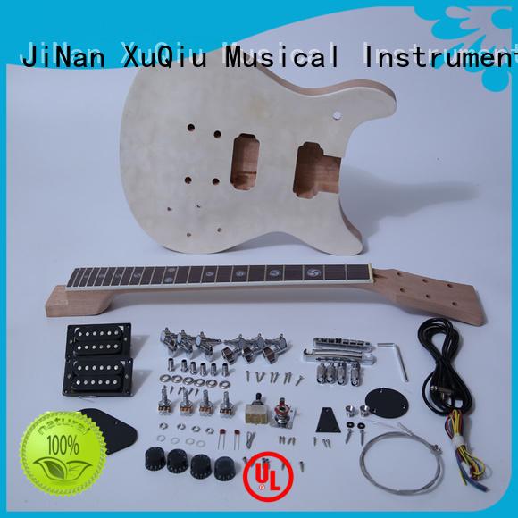 XuQiu quality diy guitar kits manufacturers manufacturer for concert