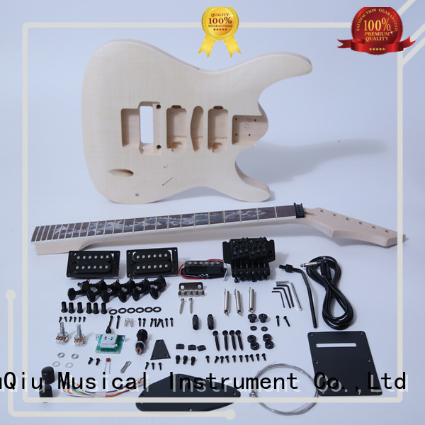 XuQiu sngk003 solo guitar kits manufacturer for performance