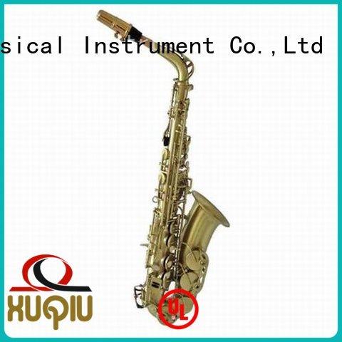 XuQiu key new alto saxophone supplier for beginner