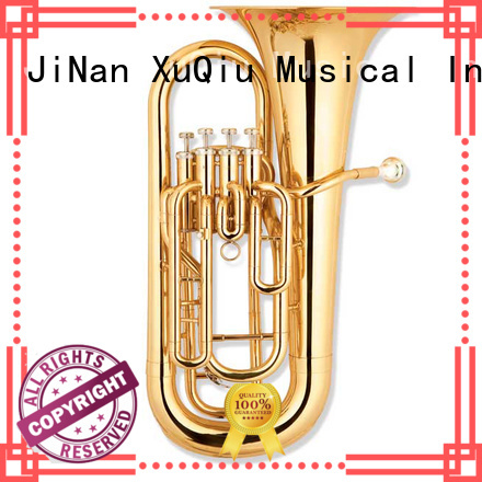 XuQiu professional euphonium price band instrument for concert