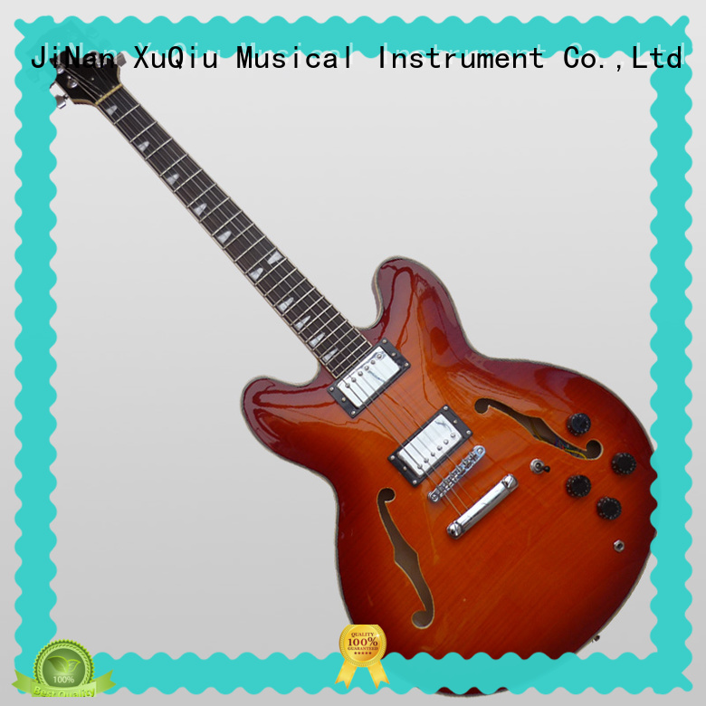 XuQiu electric guitar brands manufacturer for student