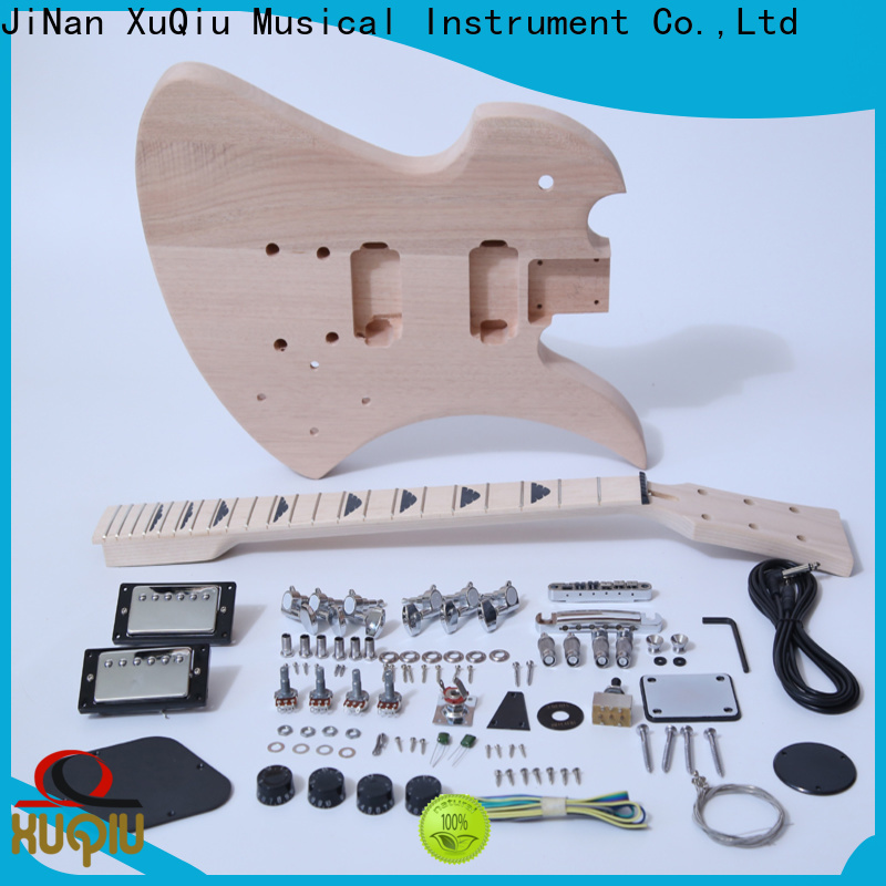 XuQiu Wholesale mini guitar kit manufacturer for concert