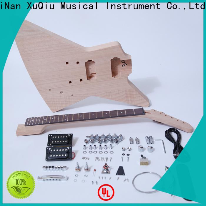 XuQiu sngk017 chinese guitar kits supplier for kids