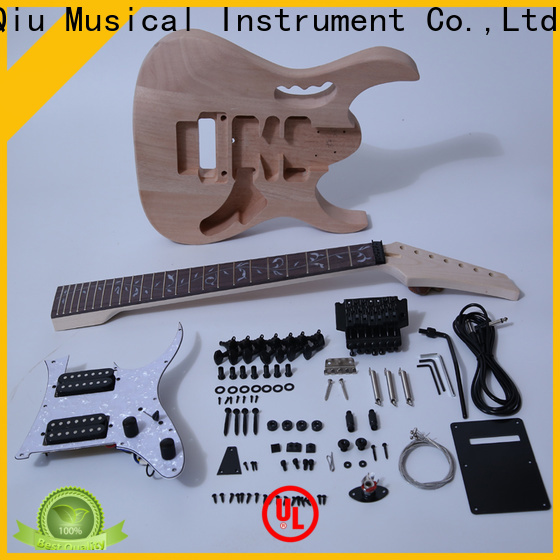 XuQiu custom solo guitar kits supplier for kids
