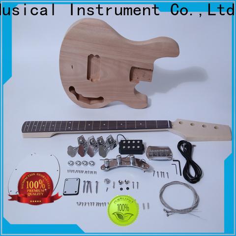 XuQiu diy bass guitar kits for sale manufacturer for concert