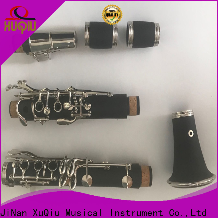 XuQiu Wholesale high d on clarinet woodwind instruments for concert