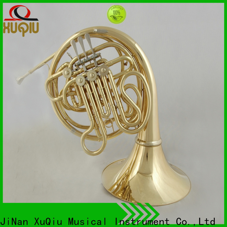XuQiu best pocket french horn brand for kids