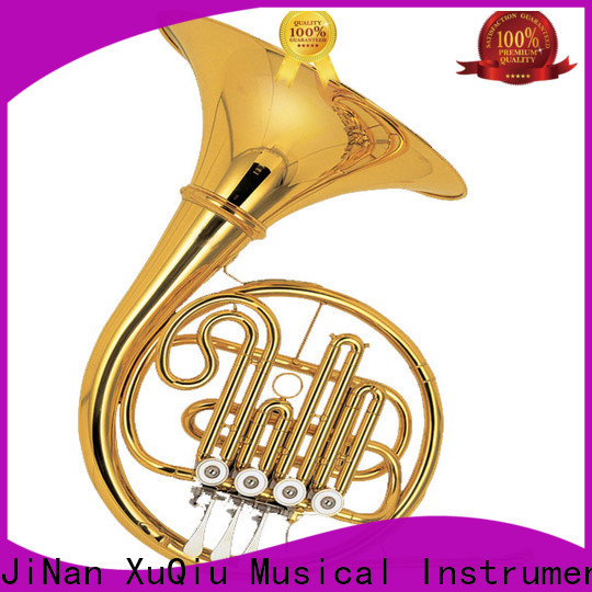 XuQiu best marching french horn manufacturer for kids