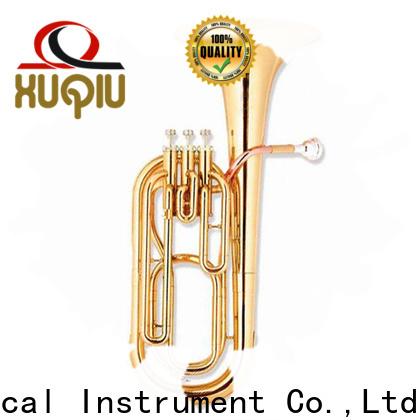 XuQiu brass baritone band instrument for concert