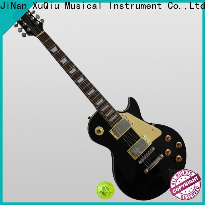 XuQiu hollow cool electric guitars online for beginner