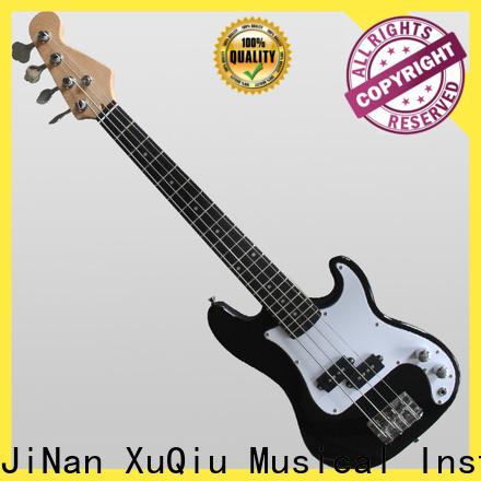 XuQiu sneb002 custom made bass guitars brand for beginner