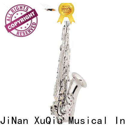 professional alto saxophone cost silver supplier for concert