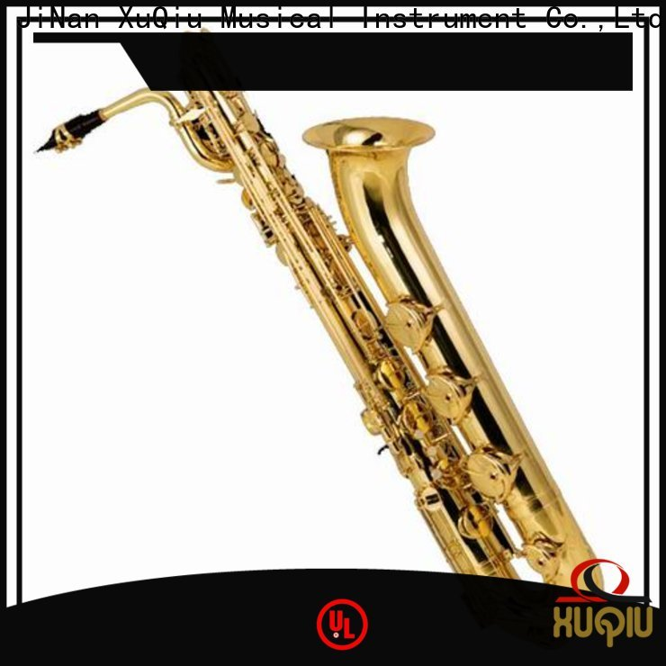 XuQiu buy best baritone saxophone band instrument for band