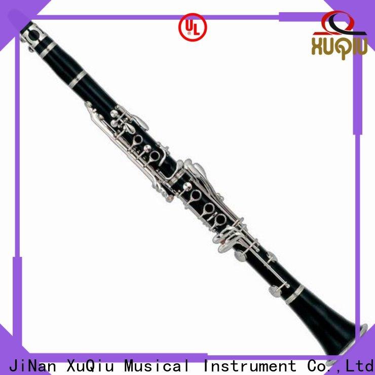 XuQiu best selmer bass clarinet woodwind instruments for beginner