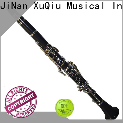 Wholesale long clarinet 14k woodwind instruments for beginner