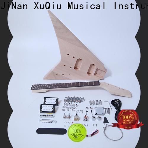 XuQiu kittl build it yourself guitar kits manufacturer for kids