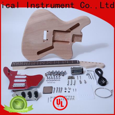 XuQiu es 7 string guitar kit supplier for kids