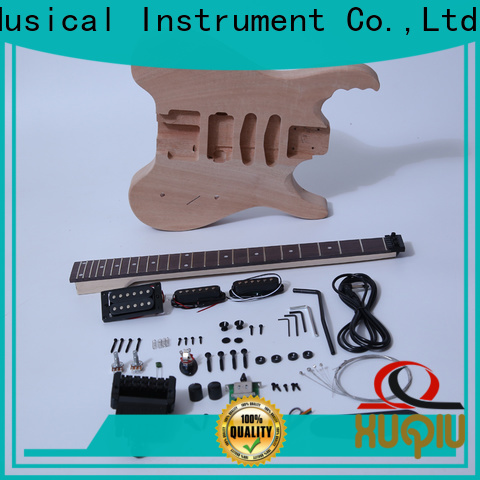 XuQiu unfinished guitar kit suppliers for sale for performance