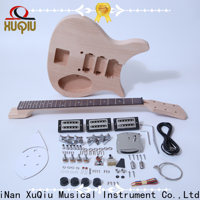 XuQiu unfinished build it yourself guitar kits for sale for kids